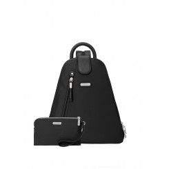 Baggallini - Metro Backpack with rfid phone wristlet