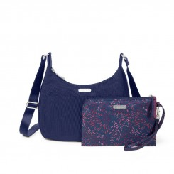 Baggallini - Peek A Boo Medium Hobo