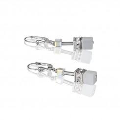 COEUR DE LION White Crystal Earrings 4322/20-1400