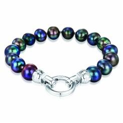 KAGI Peacock Pearl Bracelet