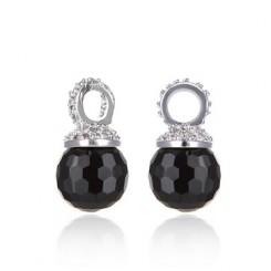 KAGI Black Drops Earrings