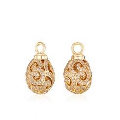 KAGI Gold Imperial Ear Charms