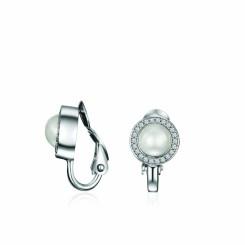 KAGI Pearl Orbit Clip On Earrings