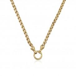 KAGI Gold Helix Necklace - 49cm