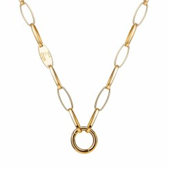 KAGI Gold Links Necklace