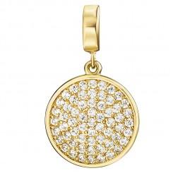 KAGI Gold Cosmos Pendant - Small