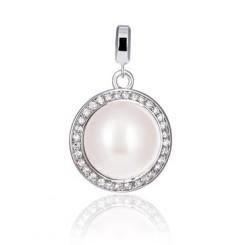 KAGI Pearl Orbit Pendant - Medium
