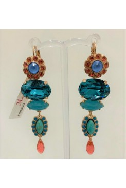 Mariana Jewellery E-1076 M1911 Earrings