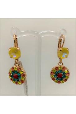 Mariana Jewellery E-1212/1 1909 Earrings