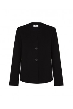 Mela Purdie Louis Jacket - Crepe Double Knit - Sale