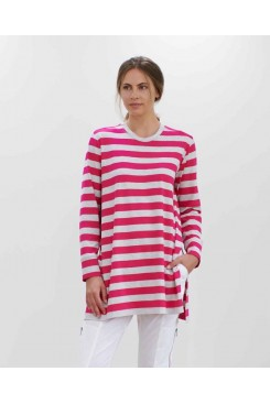 Mela Purdie Maxi Sweater - Swatch Stripe