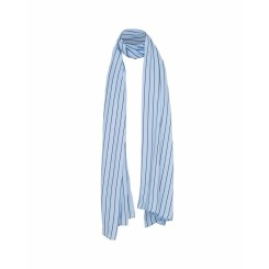 Mela Purdie Breeze Wrap - Poets Stripe Mousseline - Sale