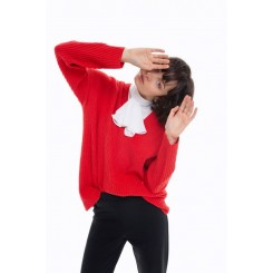 Mela Purdie Ottoman Sweater - Ottoman Merino Wool