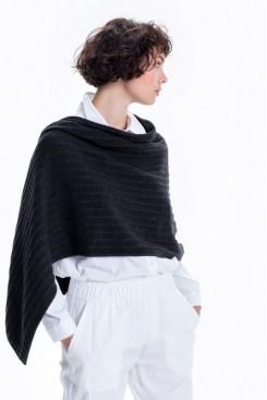 Mela Purdie Pull On Cowl - Ottoman Merino Wool - Sale