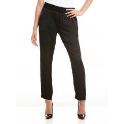 Mela Purdie Soft Zip Pant - Mousseline