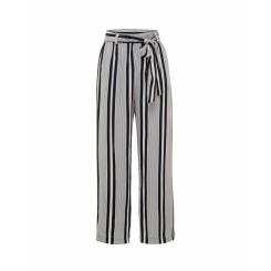 Mela Purdie Retreat Pant - Coastal Stripe Mousseline