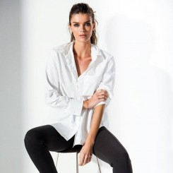 Mela Purdie Victoria Shirt - Cotton Memory