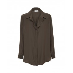 Mela Purdie Ribbon Shirt - Mousseline