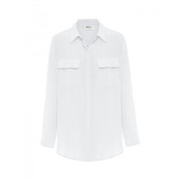 Mela Purdie Soft Pocket Shirt - Macro-Mousseline