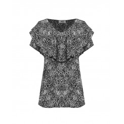 Mela Purdie Lilly Top - Palazzo Print - Sale