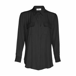 Mela Purdie Soft Pocket Shirt - Macro-Mousseline - Sale
