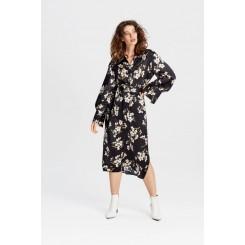 Mela Purdie Split Skirt - Cherry Blossom - Sale