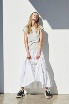 Mela Purdie Mumbai Skirt - Microprene - Sale