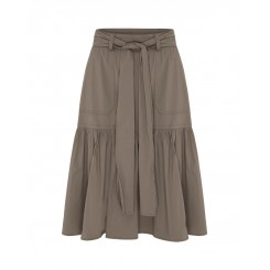 Mela Purdie Picnic Skirt - Microprene - Sale