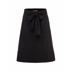 Mela Purdie Tie Skirt - Microprene - Sale