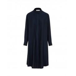 Mela Purdie Tux Dress - Macro-Mousseline - Sale
