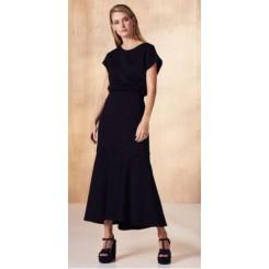 Mela Purdie Fan Skirt - Stamp Knit