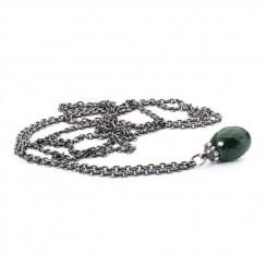 Fantasy Necklace with Malachite