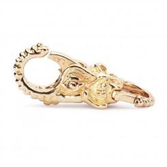 Elephant Lock, Gold
