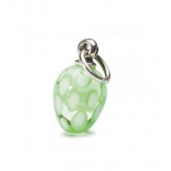 Easter Ornament - Green Spot - Retired
