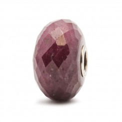 Ruby with Silver Core