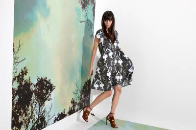 MELA PURDIE  Spring/ Summer 2015 Launch