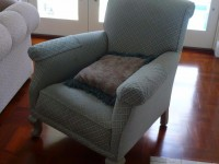 Chelmer Armchair before