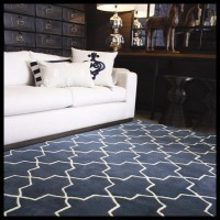 Temple Denim Rug