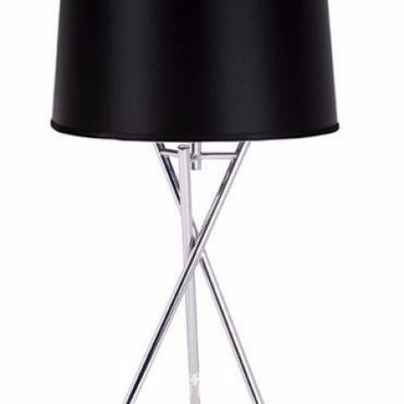 Felix Black Table Lamp