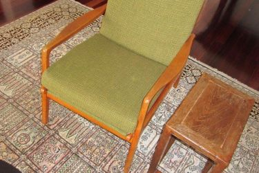 Bardon Armchair - Before